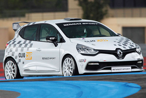 Renault Clio Cup 2013 Alquiler