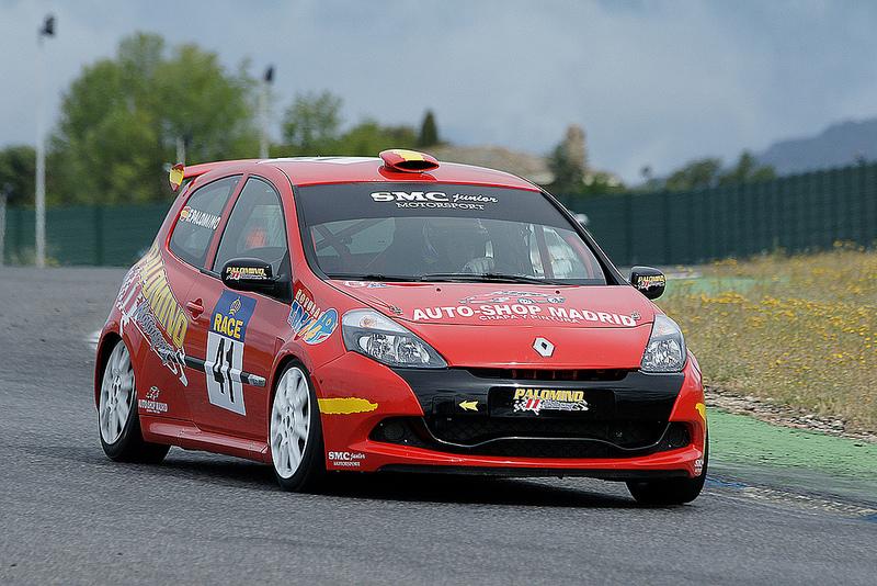 Francisco Palomino - Trofeo RACE Resistencia