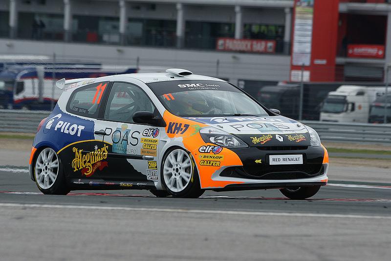 Azor Dueñas - Renault Clio Cup España